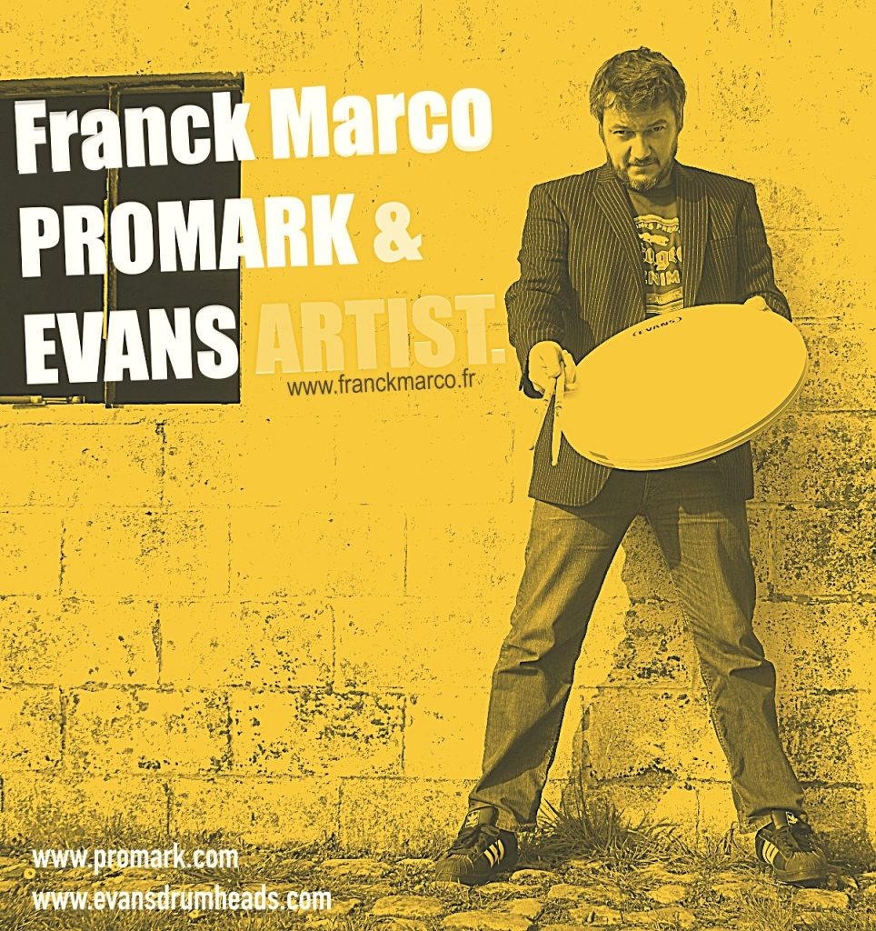 franck Marco Promark Evans