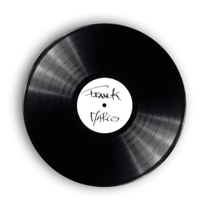 Vinyl Franck Marco shadow 2